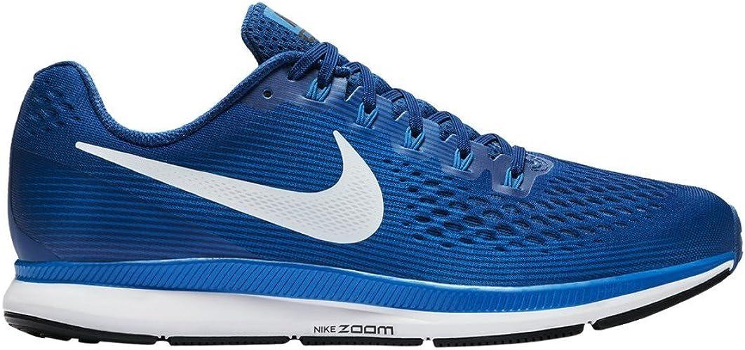 Pegasus Zoom Air 34, Nike Homme d'Athlétisme Chaussures