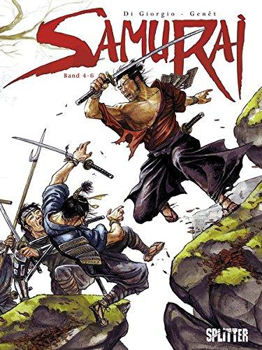 Samurai. Gesamtausgabe 2: (Band 4 – 6)