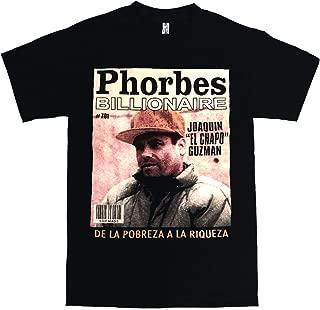 Joaquin Guzman Loera Phorbes Billionare El Chapo Shirt