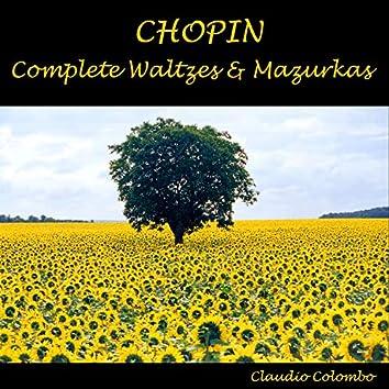 Chopin: Complete Waltzes & Mazurkas