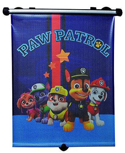 Paw Patrol PA-SAA-110 zonwerend rolgordijn, blauw