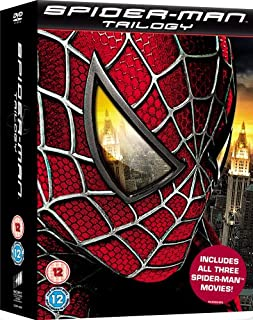 Spider-Man Trilogy [DVD] by Spider-Man (B000TYV3BC) | Amazon price tracker / tracking, Amazon price history charts, Amazon price watches, Amazon price drop alerts