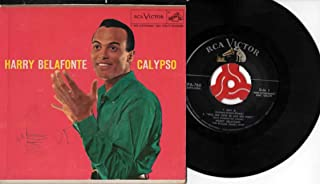 Harry Belafonte: 1) Day-O 2) Will His Love Be Like His Rum? B/w 3) Jamaica Farewell 4) Dolly Dawn
