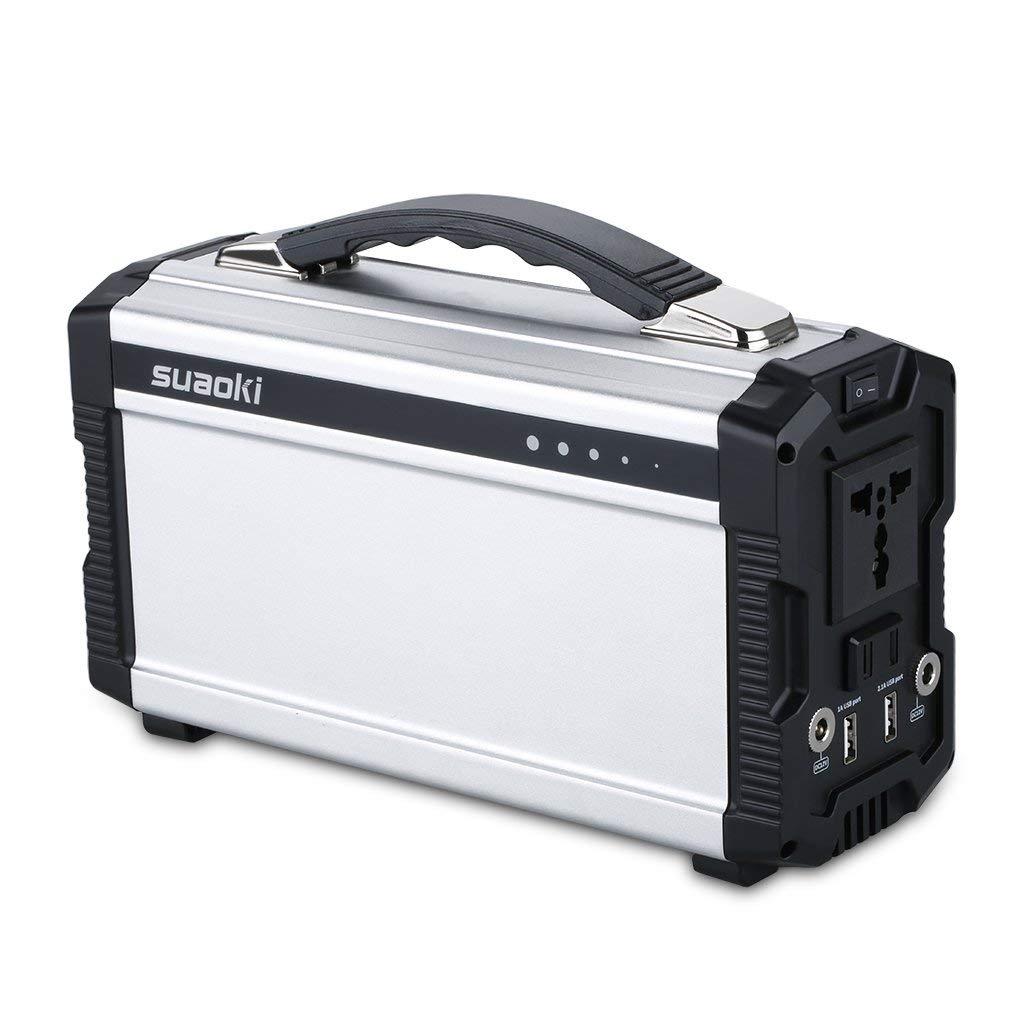 SUAOKI Portable Generator Rechargeable Emergency