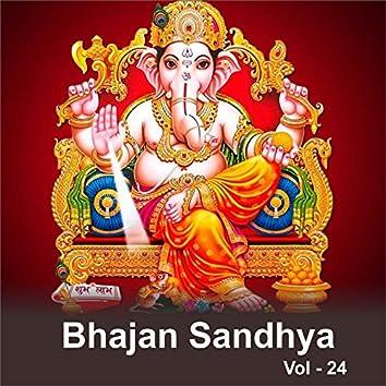 Bhajan Sandhya, Vol. 24