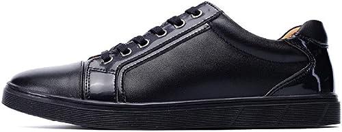 Homme Mode Chaussures Chaussures en cuir Loisir Chaussures plates Formateurs Conduire De plein air Chaussures de voyage EUR TAILLE 37-44