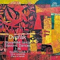 Dvorak: Slavonic Dances by Vlastimil Lejsek/Vera Lejskova