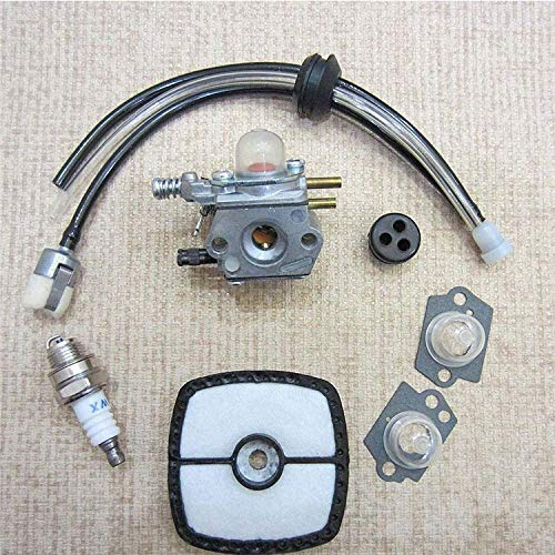 Buy Bargain GUANGC Carburetor, C1u-k55 is Suitable for Echo Hedge Trimmer Hc1500 Hc1500 Accessories
