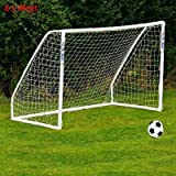 Generic Full Football Net for Soccer Goal Post Junior Sports Training, Size 6,4