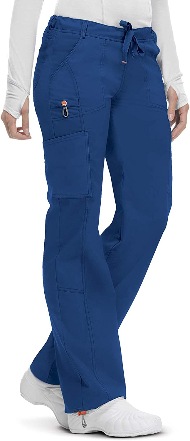 Code Happy Max 47% OFF Bliss w Certainty Women We OFFer at cheap prices Straight Rise Pant Scrubs Low