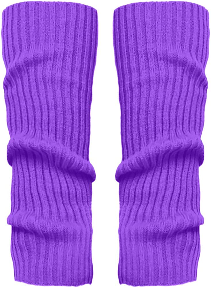 1Pair Fashion Ladies And Girls Fashion Leg Warmers Fit For SportThigh Stocking/ Casual/Ankle Socks