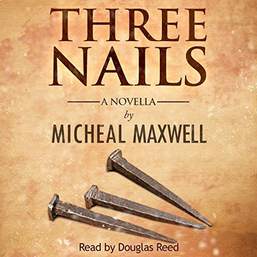 Three Nails audiobook cover art