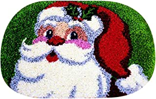 Ylkgogo Latch Hook Kits DIY Christmas Crocheting Rug Embroidery Shaggy Decoration Family Gift and Activity 20