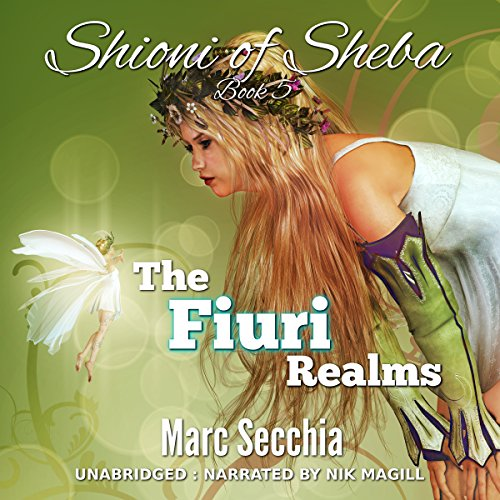 The Fiuri Realms audiobook cover art
