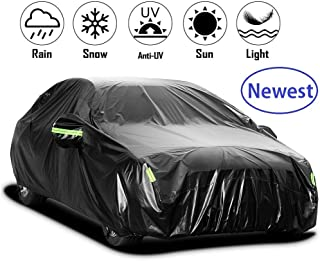 Porsche Boxter Car Cover Resistente Al Agua Transpirable lluvia de nieve polvo invierno heladas
