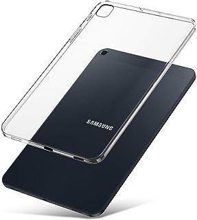 جراب J&D متوافق مع Samsung Galaxy Tab A 10.1 2019 T510، غطاء خلفي مطاطي ناعم من البولي يوريثان اللدن بالحرارة واقي خفيف ال...