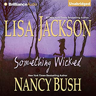Something Wicked audiobook cover art