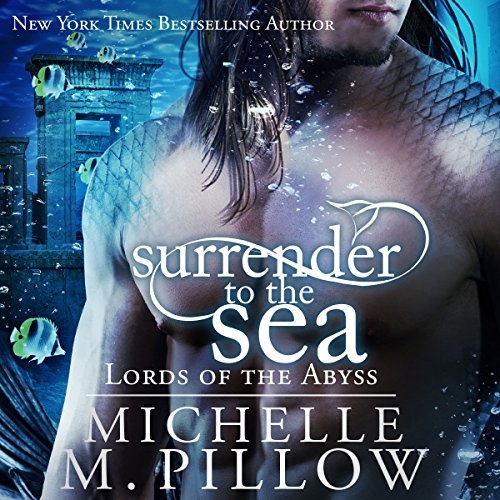 Surrender to the Sea audiobook cover art