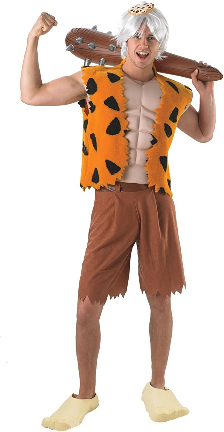 Rubie's Costume Co Men's The Bamm-Bamm Al sold out. Selling Flintstone's Deluxe Adult