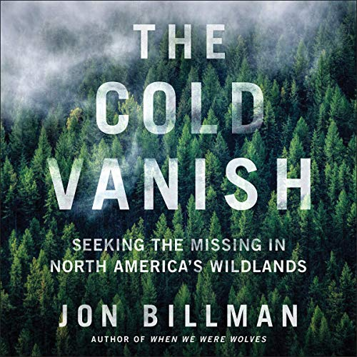 The Cold Vanish audiobook cover art