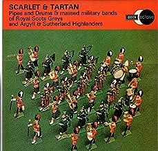 Royal Scots Greys & Argyll & Sutherland Highlanders: Scarlet & Tartan LP VG++/NM