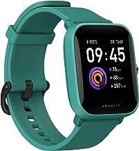 ساعت هوشمند Amazfit Bip U Health Fitness با اندازه گیری SpO2 ، عمر باتری 9 روزه ، تنفس ، ضربان قلب ، استرس ، نظارت بر خواب ، کنترل موسیقی ، مقاوم در برابر آب ، 60 حالت ورزشی ، نمایشگر HD (سبز)