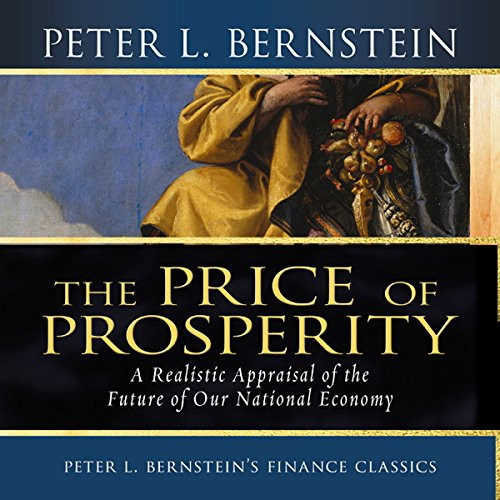 Price of Prosperity audiobook cover art