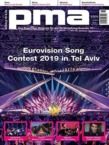 Eurovision Song Contest Tel Aviv Israel 2019 / Electric Love Festival Salzburg / Bühne Senneheiser Intercom System Riedel