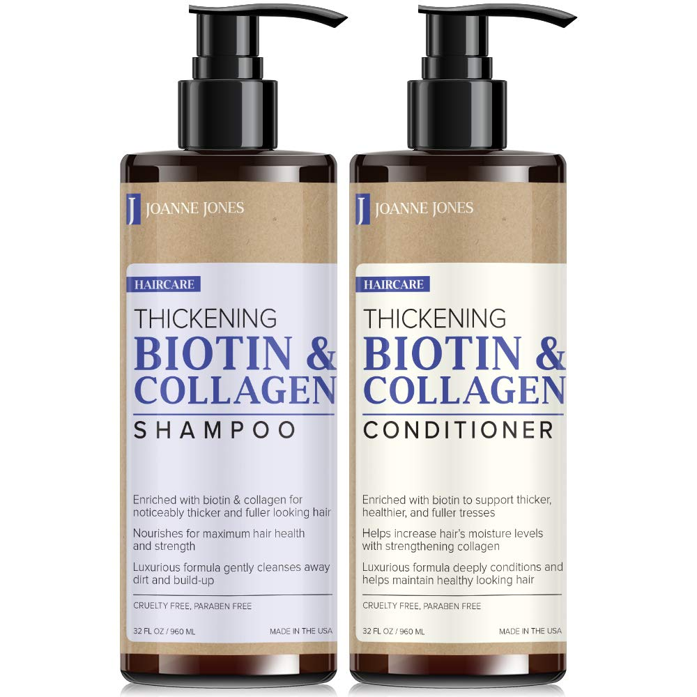 Joanne 2021 spring and summer new Jones Thickening Pro Conditioner Save money Shampoo Set Growth