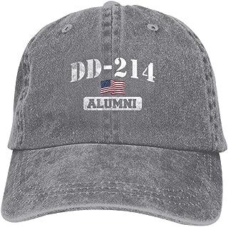 dd 214 alumni hat