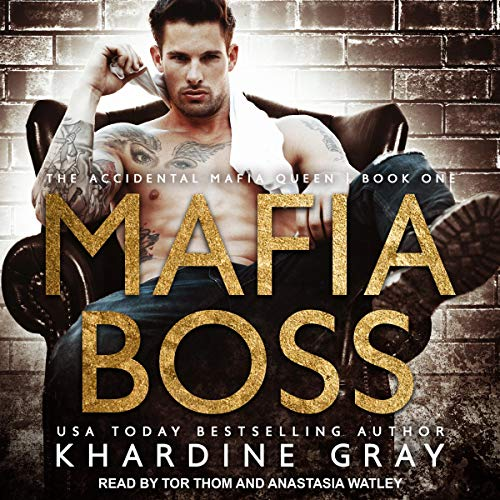 Mafia Boss cover art