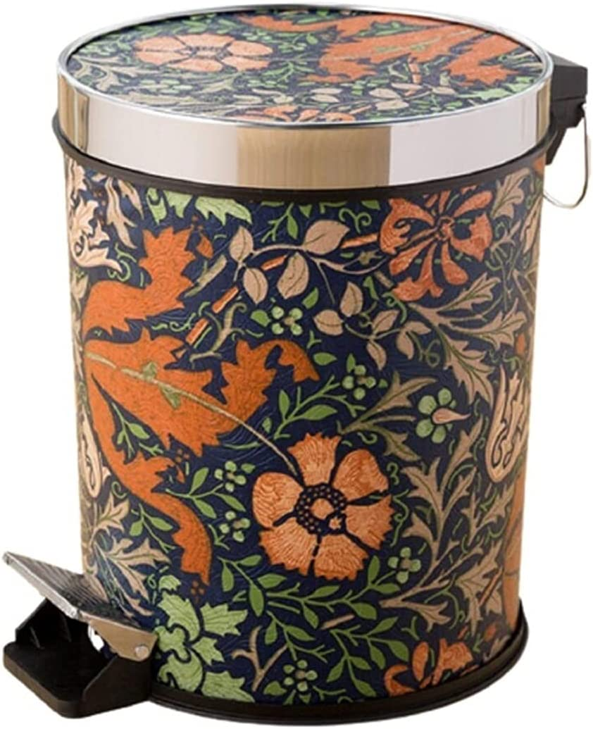 Trash can Bargain Removable Inner Can Foot Ranking TOP7 Wastebasket with Pedal