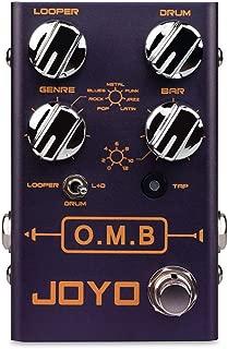 JOYO R-06 O.M.B One Man Band Looper Effect Peal - Revolution Series