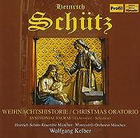 Christmas Oratorio by HEINRICH SCHUTZ (2009-11-17)