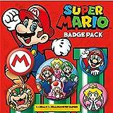 スーパーマリオ - (35周年記念) - Mario/バッジ 【公式/オフィシャル】