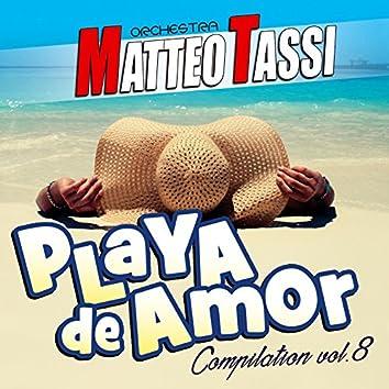 Playa de Amor Compilation, Vol. 8