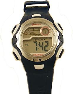 Boy's Sports Digital Watch, Navy Blue Strap
