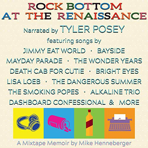 Rock Bottom at the Renaissance Audiobook By Mike Henneberger cover art