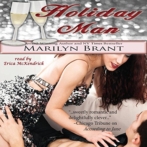 Holiday Man audiobook cover art