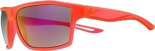 Nike EV1062-566 Legend S M Frame Grey with Pink Mirror Lens Sunglasses, Hyper Violet/Hyper Crimson