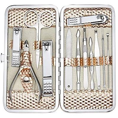 ZIZZON Professional Nail Care Kit