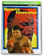 Muhammad Ali Signed Autographed Sports Illustrated Magazine 5/24/65 JSA Z68863