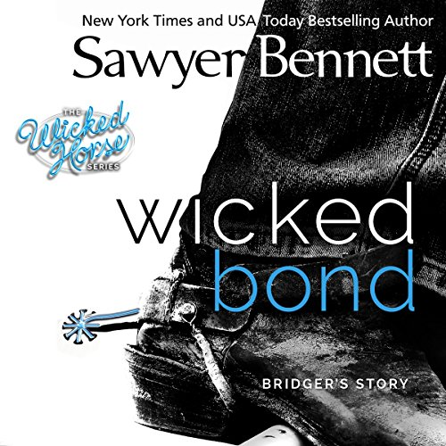 Wicked Bond audiobook cover art