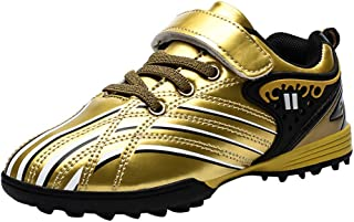 Turista Nueve Nombrar  Amazon.es: botas de futbol - Dorado
