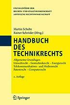 Handbuch des Technikrechts: Allgemeine Grundlagen Umweltrecht- Gentechnikrecht - Energierecht Telekommunikations- und Medi...