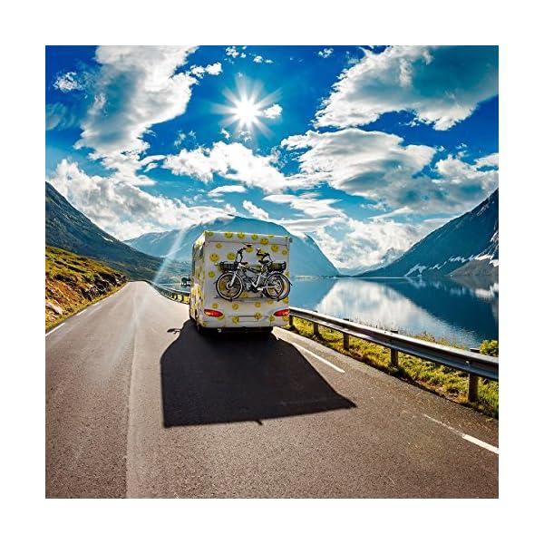 TomTom Campervan and Caravan Sat Nav GO Camper with Campervan and Caravan POIs, Updates via Wi-Fi, Traffic and Speedcam…
