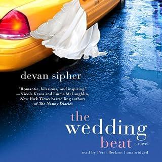 The Wedding Beat audiobook cover art