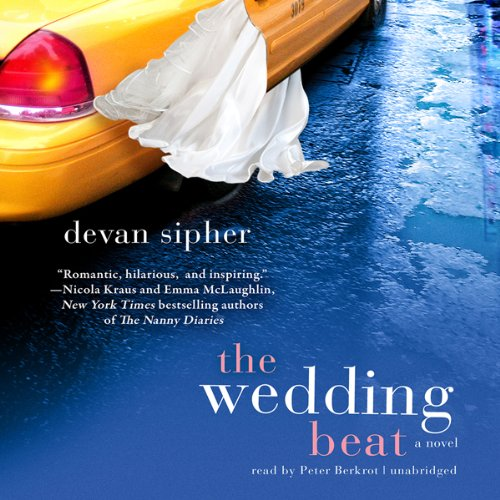 The Wedding Beat audiobook cover art