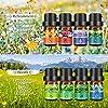 Oli Essenziali Regalo Kit, GLAMADOR 16 Tipi di Oli Essenziali Naturali Puri Set Olio per Umidificatore Aromaterapico, Confezione Regalo di Oli Essenziali Biologici con Diverse Funzioni #3