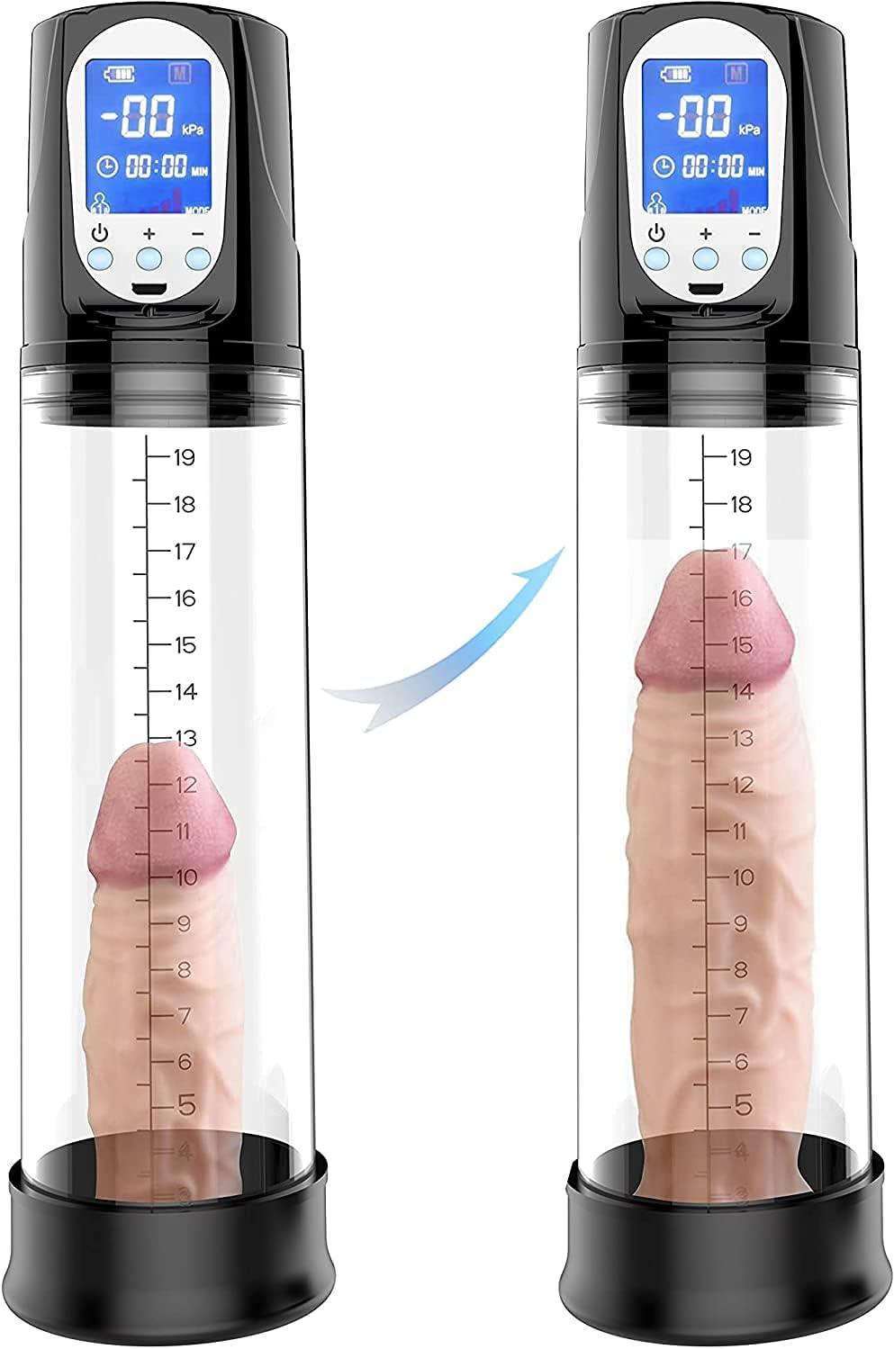Vacuum Large-scale sale Pump Men Permanent Di-ck Enhanc Pênnis Soldering Enlargement Bigger